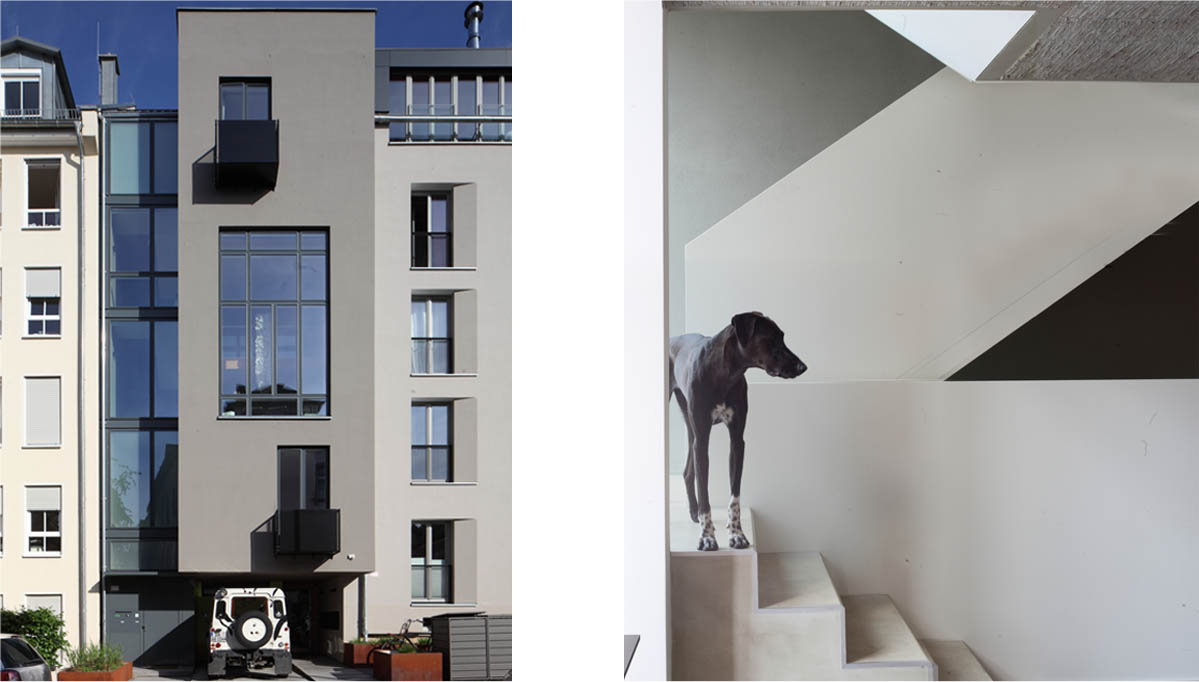Anja Thede - townhouse darmstadt | new