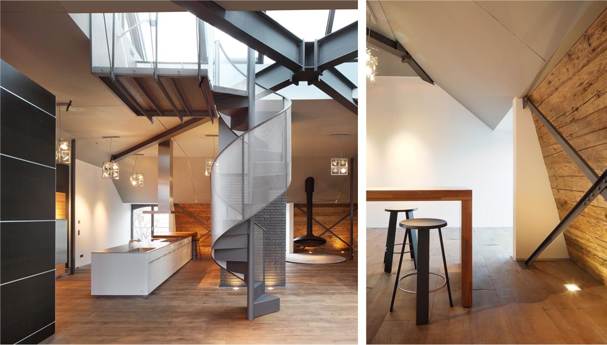 anja thede dachloft jugendstilvilla mannheim neu. Black Bedroom Furniture Sets. Home Design Ideas